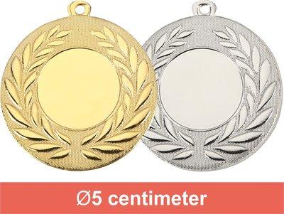Medaille D111 (Eenzijdig bewerkt)