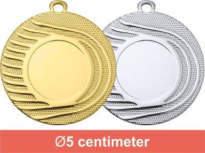 Medaille DI5001 (Eenzijdig bewerkt)