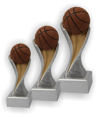 Sportfiguur basketbal