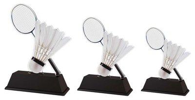 Acrylstandaard Badminton