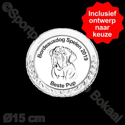 Kampioenschaal Ø15cm   D 203