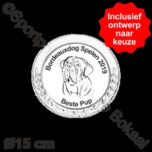 Kampioenschaal Ø15cm | D 203