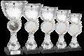 B151 grote Badminton-beker