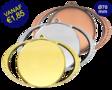 Medaille M75 vanaf € 1,85